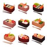 japansk white f?r bakgrundsmat orientaliskt traditionellt f?r kokkonst vektor illustrationer