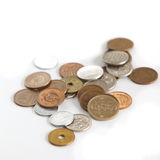 Japansk yen Arkivfoton