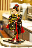 japanska dockor royaltyfri bild