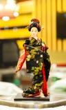 japanska dockor Arkivfoto