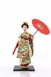 Japanska geishadockor Royaltyfri Foto