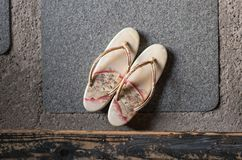 Japanska häftklammermatare arkivbilder