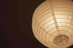 japanska lyktor Fotografering för Bildbyråer