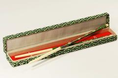 japanska sticks Arkivfoton