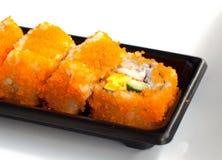 japanska sushi Arkivbilder