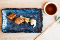 japanska sushi Royaltyfri Bild