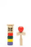 japanska toys Arkivbild