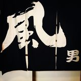 Japanskt badrum royaltyfri bild