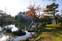 Japanskt livlandskap royaltyfria bilder