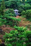 Japanskt tempel arkivfoto