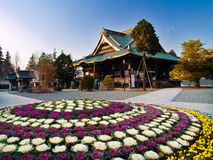japanskt tempel Royaltyfri Foto