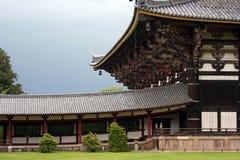 japanskt tempel arkivbild