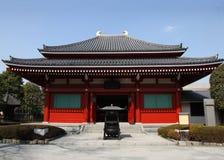 japanskt tempel tokyo för asakusa Arkivbild