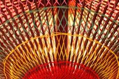 japanskt traditionellt paraply Royaltyfri Bild