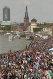 2016 Japantag Düsseldorf Germany Stock Photos