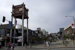 Japantown San Francisco Arkivfoton