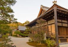 Japanträdgård Arkivfoton
