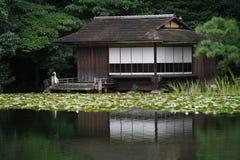 Japenese garden Stock Photography
