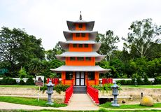 Japnese świątynia Obraz Stock