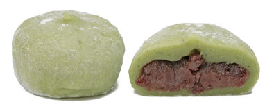 japończycy ciasta Fotografia Stock