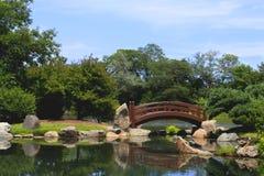 japończycy mostu fotografia stock