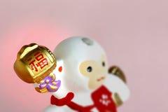 Japończyk małpy ornament Obrazy Stock