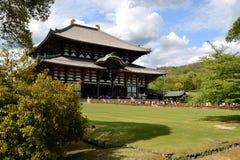 Japończyka Buddha świątyni kompleks zdjęcie royalty free