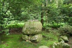 Japończyka ogród zdjęcia stock