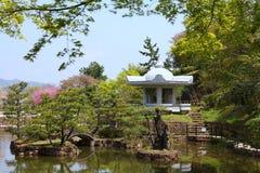 Japończyka ogród, Himeji obraz stock
