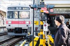 Japończyka pociąg Obraz Stock