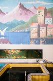 Japończyka skąpania dom Yu w Ota mieście, Tokio, Japonia Fotografia Stock