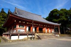 japońska świątyni Zdjęcia Royalty Free