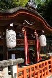 Japońska świątynia zdjęcia stock