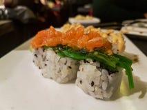 Japońska świeża żywność fotografia royalty free