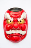 Japońska demon maska Fotografia Royalty Free