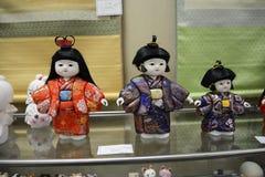 Japońska lala Obraz Royalty Free