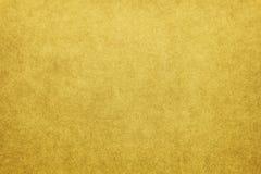 Japońska nowego roku złota papieru tekstura lub rocznika tło obrazy stock