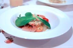 Japoński denny jedzenie Fotografia Royalty Free