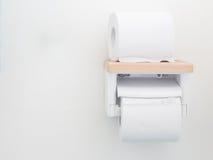 Japoński domowy papieru toaletowego właściciel Zdjęcia Stock