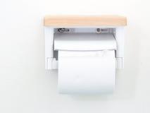 Japoński domowy papieru toaletowego właściciel Fotografia Royalty Free