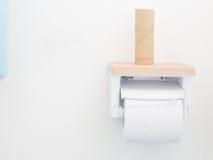Japoński domowy papieru toaletowego właściciel Fotografia Stock