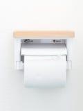 Japoński domowy papieru toaletowego właściciel Zdjęcie Stock