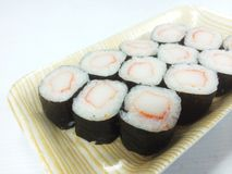 Japoński jedzenie Zdjęcia Stock
