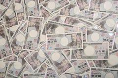 japoński jen zdjęcie royalty free
