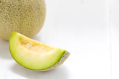 Japoński melon lub kantalup obraz royalty free