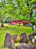 japoński ogród Fotografia Royalty Free