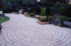 japoński ogród obrazy royalty free