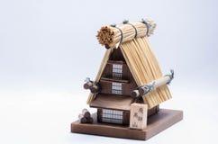 Japoński Pamiątkarski packshot Obrazy Royalty Free