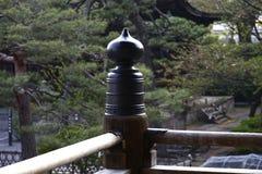 Japoński poręcza symbol Obraz Stock