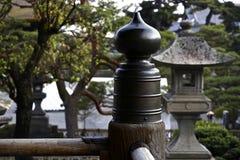 Japoński poręcza symbol Zdjęcia Royalty Free